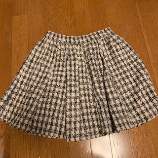 ダズリン(dazzlin)のダズリン dazzlin スカート(ミニスカート)