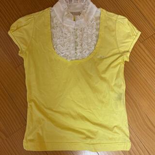 フィラ(FILA)のFILA イエロー 半袖(Tシャツ(半袖/袖なし))
