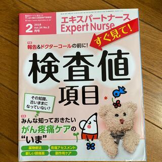 Expert Nurse (エキスパートナース) 2018年 02月号(専門誌)