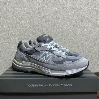 New Balance - ニューバランス M992GR 28cm