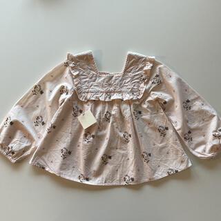 Caramel baby&child  - 【ダグあり】apolina チュニック 3y-5y