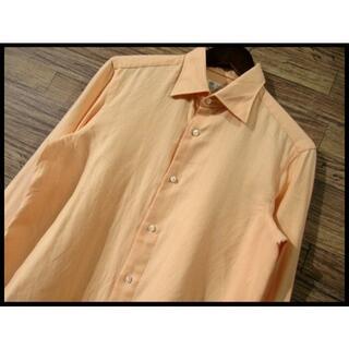 LUIGI BORRELLI - イタリア製 ルイジボレッリ バーニーズニューヨーク 長袖 ドレス シャツ 40