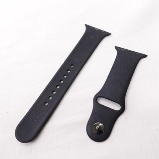 エルメス(Hermes)のHermès Apple Watch バンド ブラック(その他)