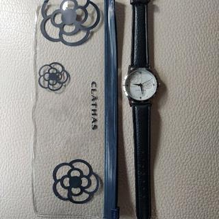 クレイサス(CLATHAS)のクレイサス 付録 腕時計(腕時計)