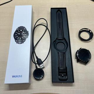 ギャラクシー(Galaxy)のGALAXY watch 3 45mm(腕時計(デジタル))