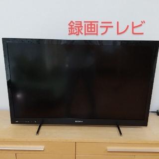 SONY - ソニー液晶テレビ40型☆録画テレビ