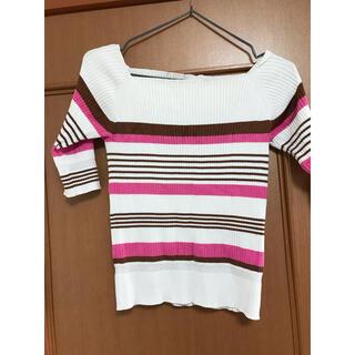 ジルスチュアート(JILLSTUART)のJILLSTUART カットソー(Tシャツ/カットソー(半袖/袖なし))