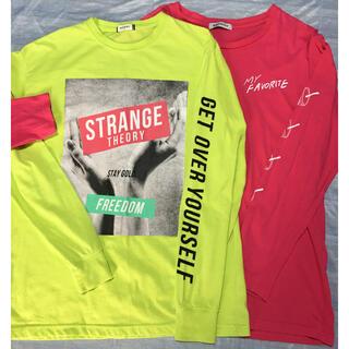 ウィゴー(WEGO)のWEGO  ロングTシャツ(Tシャツ(長袖/七分))