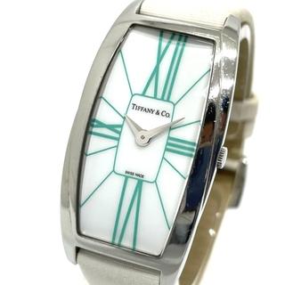 Tiffany & Co. - ティファニー Z6401.10.10 ジェメア クオーツ レディース腕時計