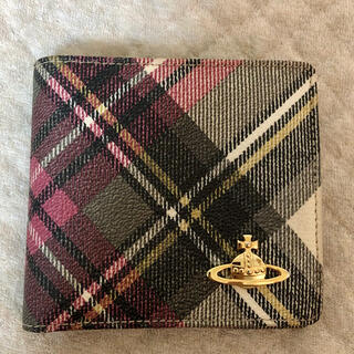 Vivienne Westwood - ヴィヴィアンウエストウッド 二つ折り財布