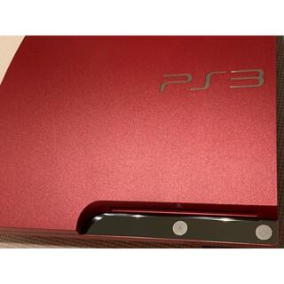 PlayStation3 - 【美品】PS3 スカーレットレッド 320GB