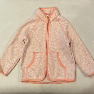 エイチアンドエム(H&M)の美品☆H&M フリースジャケット/babyGAPプティマインユニクロ(ジャケット/上着)