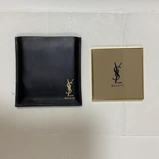 イヴサンローランボーテ(Yves Saint Laurent Beaute)のYSL ノベルティ ミラー(ミラー)