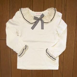 Shirley Temple - シャーリーテンプル 長袖 カットソー 110