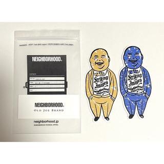 NEIGHBORHOOD - NEIGHBORHOOD x OLD JOE コラボ ステッカー 完売品