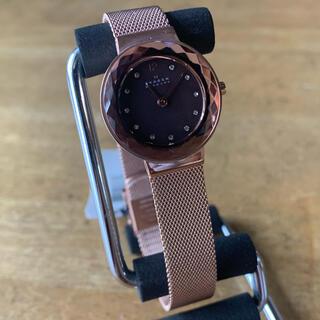 スカーゲン(SKAGEN)の新品✨スカーゲン SKAGEN 腕時計 456SRR1 ブラウンシェル(腕時計(アナログ))