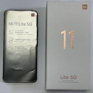 ANDROID - Xiaomi Mi11 lite 5G 新品同様