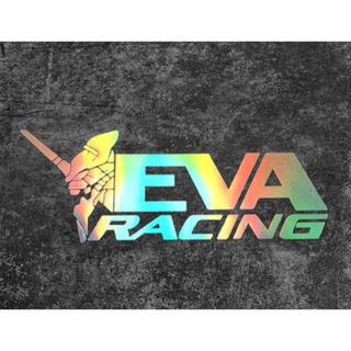 EVA RACING 新世紀エヴァンゲリオン 反射カラー//防水シール(車外アクセサリ)