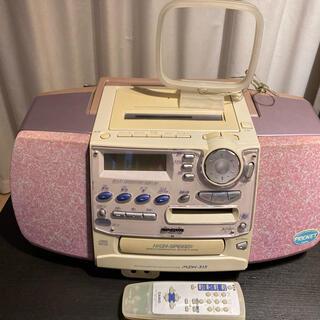 Panasonic - パナソニック CD MD ラジカセ MDH-515