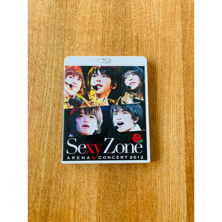Sexy Zone - Sexy Zone アリーナコンサート2012