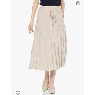 ミラオーウェン(Mila Owen)のmilaowen プリーツスカート(ひざ丈スカート)