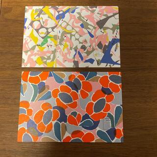 ミナペルホネン(mina perhonen)のミナペルホネン  皆川明 ポストカード 2枚セット(その他)