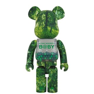 BE@RBRICK B@BY FOREST GREEN Ver. 1000%(その他)