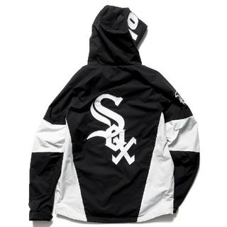 F.C.R.B. - F.C.Real Bristol MLB JACKET WHITE SOX XL