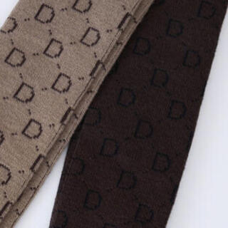 ドゥーズィエムクラス(DEUXIEME CLASSE)の新品 2色セット ドゥーズィエムクラス jacquard socks(ソックス)