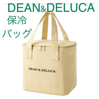 ディーンアンドデルーカ(DEAN & DELUCA)の【未使用】DEAN&DELUCA ディーン&デルーカ 保冷バッグ GLOW 付録(弁当用品)