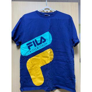 フィラ(FILA)のBTS jungkook着用 FILA Tシャツ(Tシャツ(半袖/袖なし))
