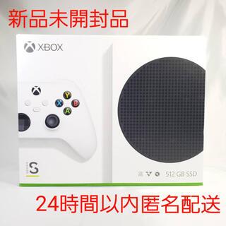 マイクロソフト(Microsoft)の新品 未使用 Microsoft Xbox Series S 本体(家庭用ゲーム機本体)