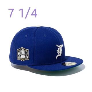 フィアオブゴッド(FEAR OF GOD)のFEAR OF GOD ESSENTIALS NEW ERA MLB CAP(キャップ)