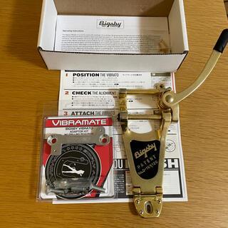 ギブソン(Gibson)のBIGSBY B7G + VIBRAMATE V7 C(パーツ)