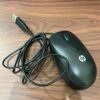 hp製 マウス中古 有線(PC周辺機器)