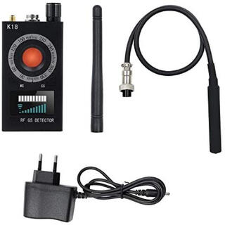 K18新品未使用盗聴器発見器 盗撮発見機 探知機 8000MHz対応 GPS