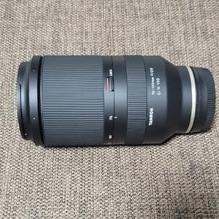 TAMRON - TAMRON 70-180mm  F/2.8 Di III VXD ソニー用