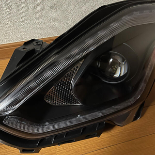スイフトスポーツ ZC33S プロジェクターヘッドライト ブラック 純正LED車