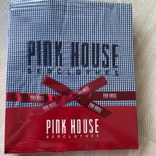 ピンクハウス(PINK HOUSE)の未使用 ピンクハウス クイックシーツ ヴィンテージ(シーツ/カバー)