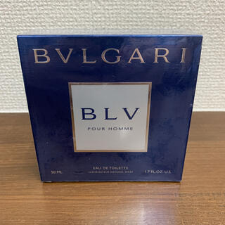 BVLGARI - ブルガリ アクア プールオム EDTSP 50ml 新品未使用品