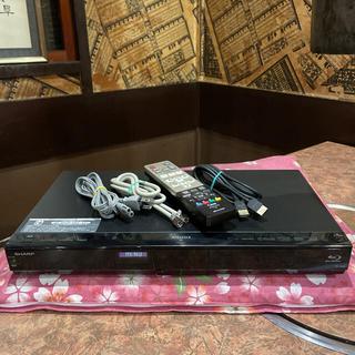 SHARP - SHARP AQUOS BD-S520 12倍録 500GB リモ等付フル装備!
