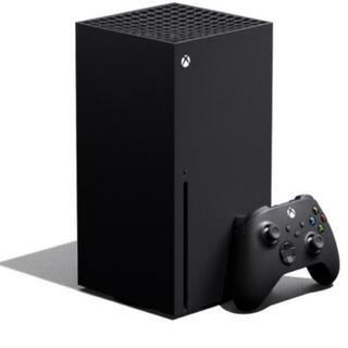 マイクロソフト(Microsoft)の【新品未開封】Microsoft Xbox Series X 本体(家庭用ゲーム機本体)