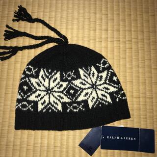 ラルフローレン(Ralph Lauren)のラルフローレン レディースニット帽(ニット帽/ビーニー)