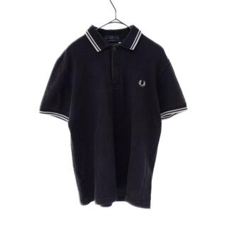 FRED PERRY - FRED PERRY フレッドペリー 半袖ポロシャツ