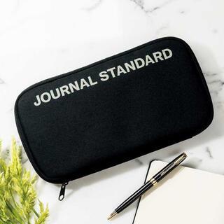 ジャーナルスタンダード(JOURNAL STANDARD)のInRed 10月号 ジャーナルスタンダード 付録 収納ポーチ(ポーチ)