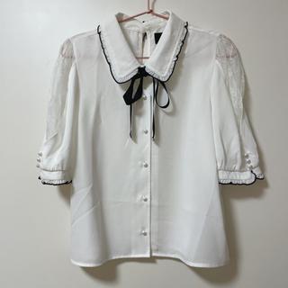 ロジータ(ROJITA)のROJITA トップス(シャツ/ブラウス(半袖/袖なし))