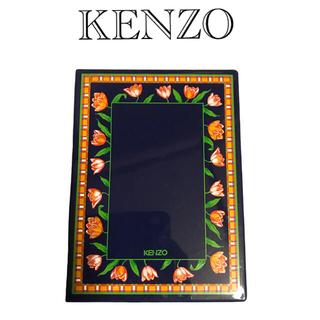 KENZO - 希少品 KENZO 薔薇 花柄 電話帳 メモ帳 ケンゾー ネイビー