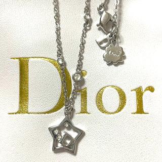 Dior - Dior スターネックレス