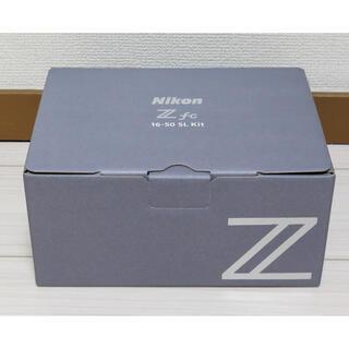 Nikon - Nikon ニコン Zfc 16-50 レンズキット シルバー 保証書