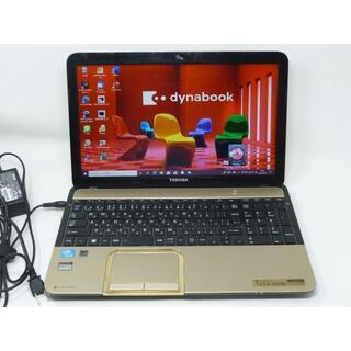 東芝 - 東芝 ノートパソコン T552/36HK Office2019 Webカメラ